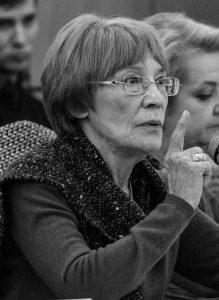 Виолетта Колесникова, педагог по Искусству анимации