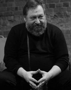 Михаил Тумеля, педагог по Искусству анимации