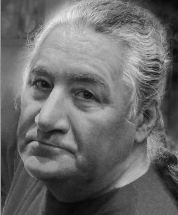 Виктор Скрылёв, педагог по Карикатуре и рисунку