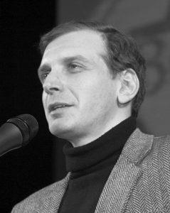 Олег Дорман, педагог по Драматургии